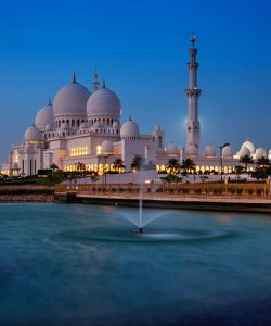 SHEIKH ZAYED GRAND MOSQUE ABU DHABI PIC