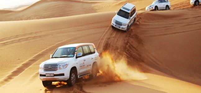Dubai Desert Safari By 4x4 Sweet Escape Holiday