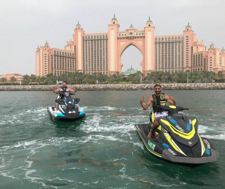 Palm Jumeirah Jet Ski Ride
