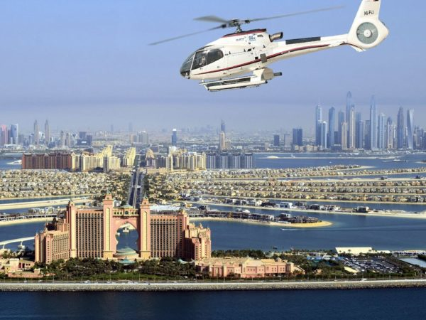 Vision Tour 22 mins helicopter ride