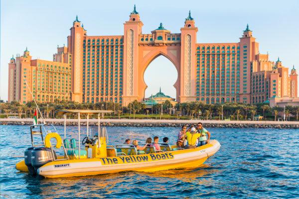 The Yellow Boat Atlantis Tour